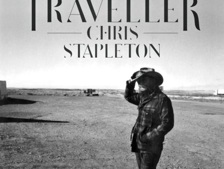 Chris Stapleton's Traveler album goes Double Platinum!