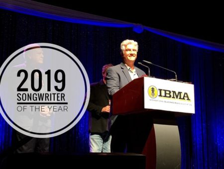Salley Wins '19 & '18 IBMA Songwriter Of The Year